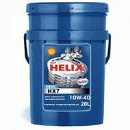 Масло моторное Shell Helix Diesel HX7 10W-40 -20л